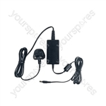 Eagle 12V 2250mA Switched Mode In-line Power Supply 27W UK Plug