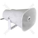 Eagle 100V Line ABS Horn Speaker - Power RMS (W) 30