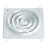 100 V Line Square Flush Fit Ceiling Speaker