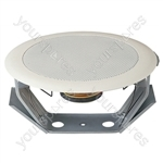 100 V Line Round Flush Fit Ceiling Speaker