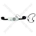 Eagle Waistband Amplifier With Headband Microphone 5W - Colour