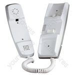 Bell White 801 Standard Door Entry Handset