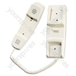 Bell White 801PS Deluxe Door Entry Handset