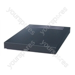 Rackz Lockable Security Cover for Use with 10U Console Racks