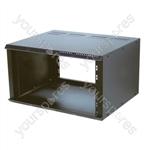 Rackz 6U Self Assembly Bench Rack Case 600 mm deep