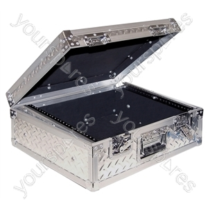"""Full Flight Mixer Case With Lift-off Hinges 19"""""""