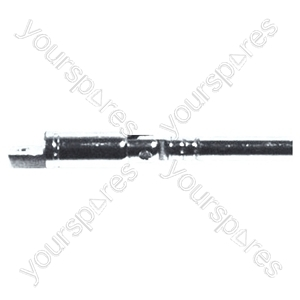 Replacement Telescopic FM Aerial - Length 815mm