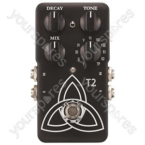 tc electronic T2 Reverb Pedal