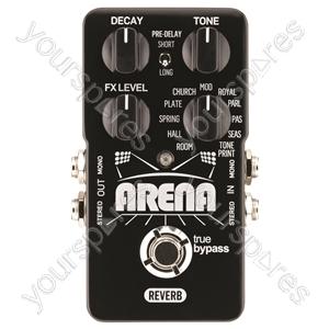 tc electronic Arena Reverb - Custom Tweaked Reverb Pedal