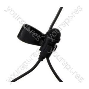 Trantec LP2 Lapel microphone with 3.5mm jack plug
