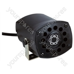 High Powered Piezo Electric Siren with Mounting Bracket