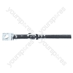 Replacement Telescopic FM Aerial - Length 615mm