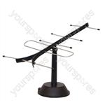 Digital Wideband Set Top TV Antenna