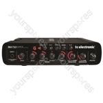 tc electronic RH750 Compact Bass Amp