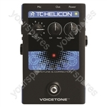 TC HELICON Voicetone C1 - Hardtune and Correction Stompbox