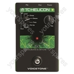 TC HELICON Voicetone D1 - Doubling and Detune Stompbox