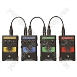 TC HELICON Singles Connect Kit - Audio & Power Accessory For Use with the Vocal Effects Pedals