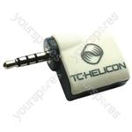 TC HELICON Dynamic Mic Adaptor
