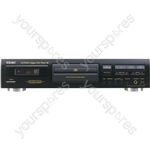 Teac CD-P1260 CD Player with Remote Control