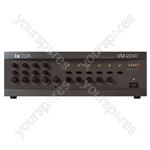 TOA VM2240 240 W 5 zone 100 V Line Amplifier