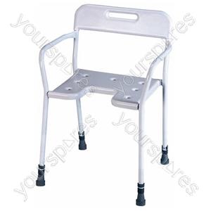 Darenth Height Adjustable Shower Chair