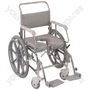 Transaqua (TA5) Self Propelled Shower Commode Chair
