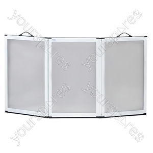 Portascreen 3 Panel Shower Guard