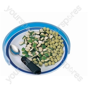 """Plastic Plate Guard - Size Size: 216 - 254 mm (8.5 - 10"""")"""