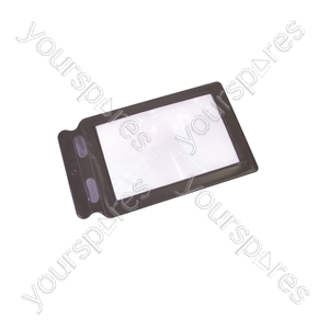Sheet Magnifier - Product Dimensions (mm) 13.5x148x245