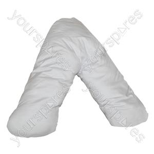 V-Shaped Cushion