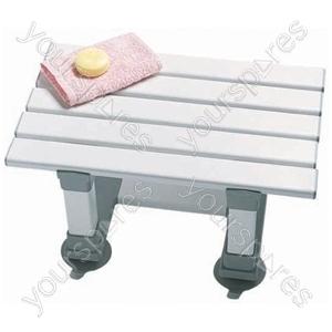 "Medina Plastic Bath Seat - Size 12"""