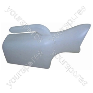 Female Portable Urinal - Configuration Without Lid