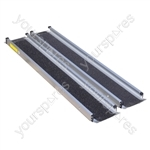 Telescopic Channel Ramps - Size 5 ft