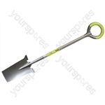 Pro-Light Carbon Steel Spade with O grip