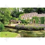 1000 Piece Jigsaw Puzzle - Design Cotswolds