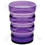 Sure Grip Mug with Cap (Small Hole) - Colour Violet