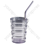 Aidapt Straw Clips for holding straws in place on your cup/mug