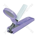 Nail Clipper with Magnifier