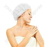 Moistened Shampoo Caps - Pack of 4