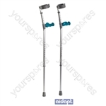 Ergonomic handle Elbow Crutch - EAN Number (Inner Box)