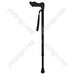 Ergonomic Handled Walking Stick - Configuration Right Handed