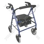 Lightweight Rollator - Colour Blue