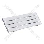 """Medina Plastic Bath Board - Size Width: 660 mm (26"""")"""