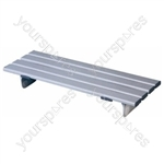 Medina Plastic Bath Board - Size Width: 710 mm (28inch)