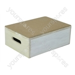 Cork Top Step Box - Size 75mm (3inch)