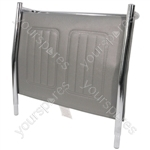Replacement Vinyl Back For The Linton & Lenham Mobile Commode
