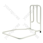 Solo Fixed Height Bed Transfer Aid - Configuration