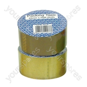 Clear 48 mm x 66 m Packing Tape