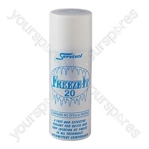 Servisol Freeze-it 20 Rapid Cooling Agent