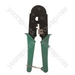 Eagle Crimping Plug, Strip and Cut Tool